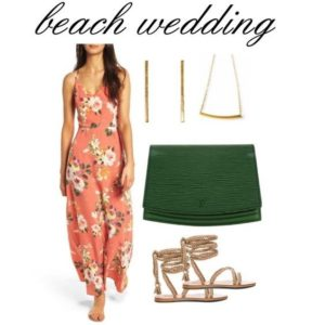 Beach- Wedding- Guest