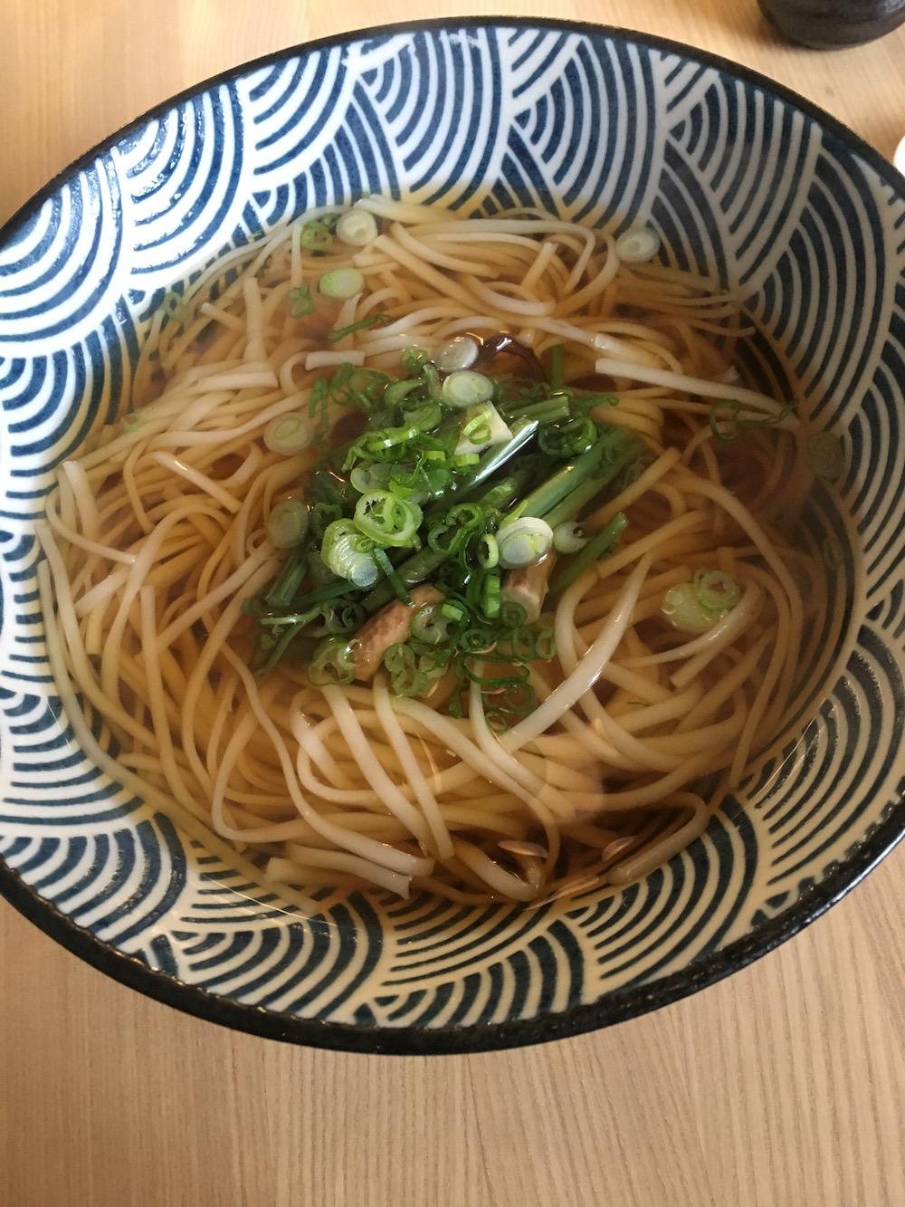 Kado No Mise Udon Soup
